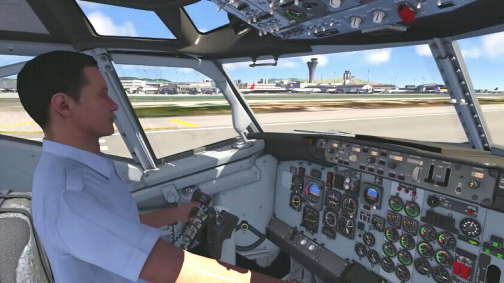 Top 5 Best Flight Simulator Games For Android and Iphone | New 2017!