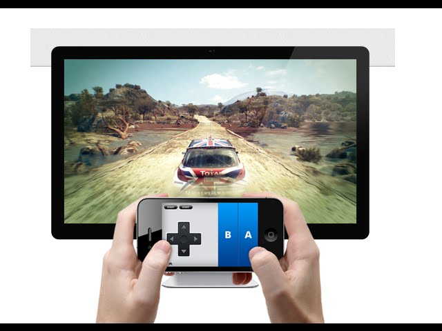 Iphone as Game Controller