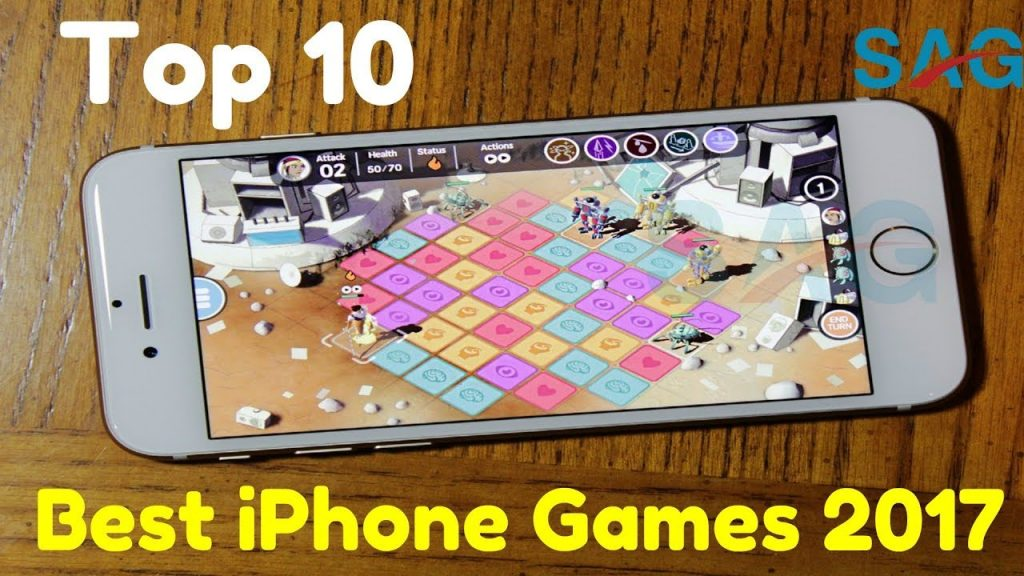 Top 10 Best iPhone & iPad Games 2017, Play for Free, Top Rated iPhone Games