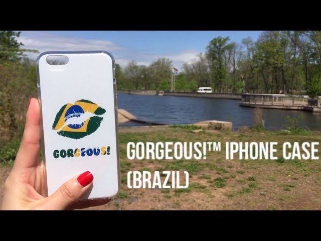 Gorgeous!™ iPhone Case (Brazil)