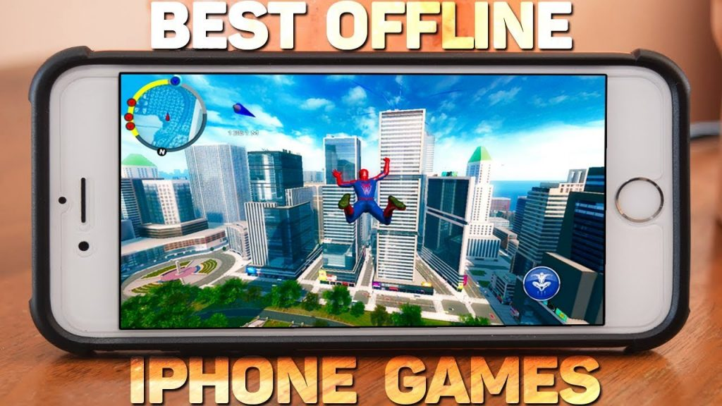 TOP 10 BEST Offline iPhone Games Of 2017 (NO Internet/Wifi Required) iOS 10/11 – August