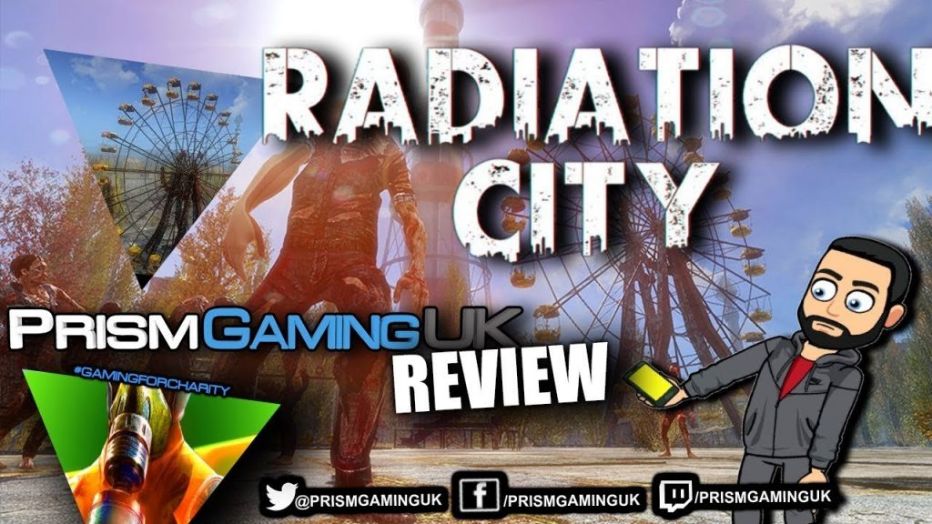 Radiation City REVIEW – The Best iPhone/Tablet Games 2017