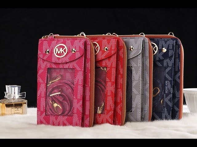 MK Purse for All Samsung and Iphone models