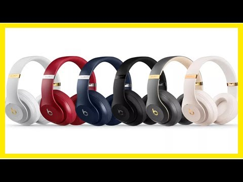 New beats wireless headphones arrive just in time for the iphone 8| Tech News