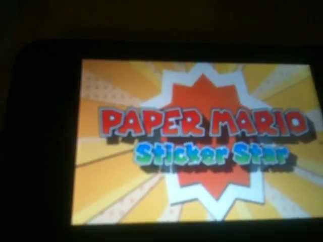 Paper Mario for Iphone (download ipa on description)