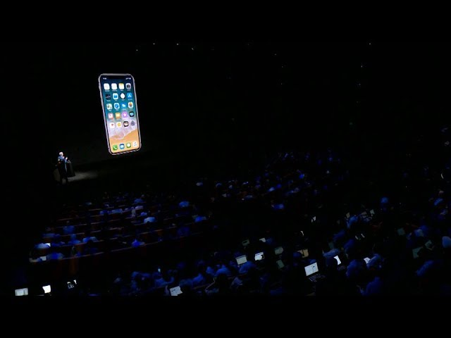 Apple unveils new iPhone models