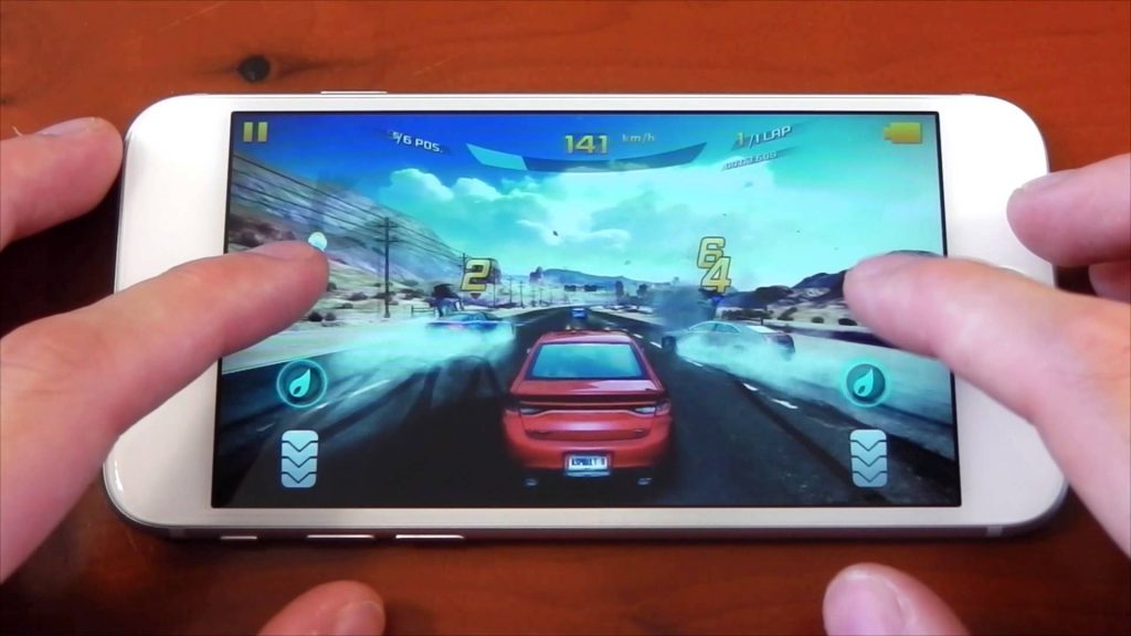 Apple iPhone 6 –  Gaming Performance
