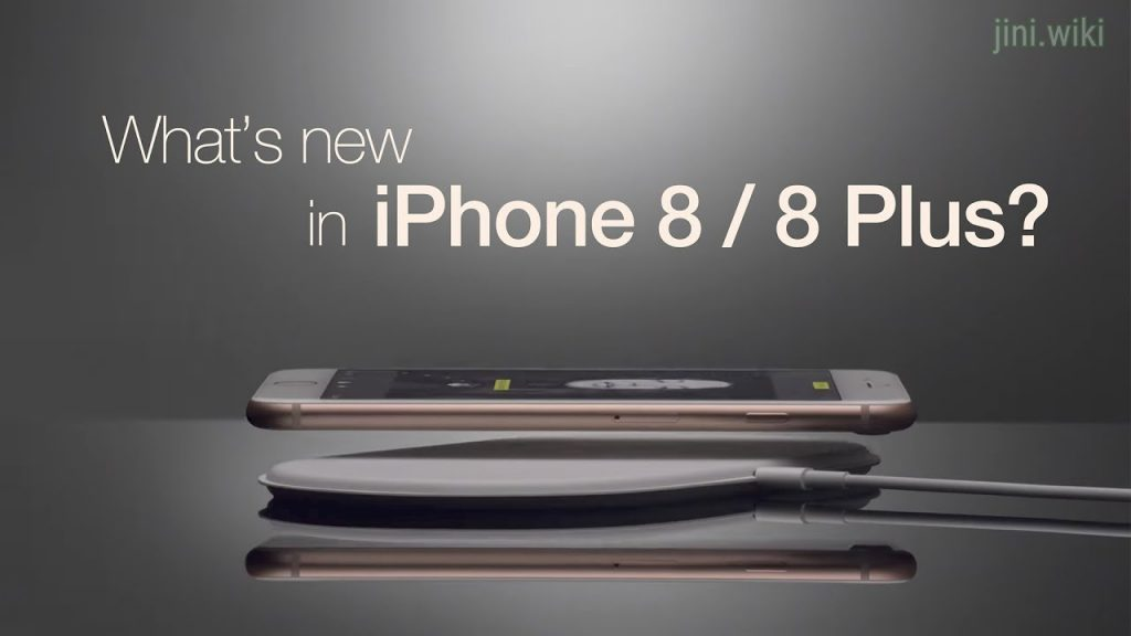What's new in iPhone 8 and 8 Plus?