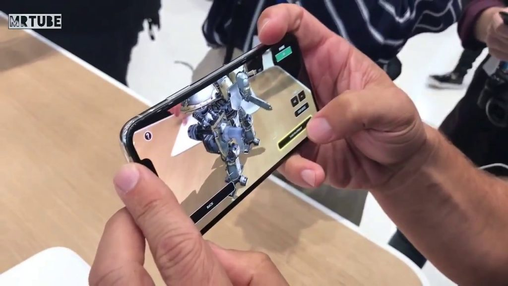 iPhone X's 3D Cameras Look Like Game Changers