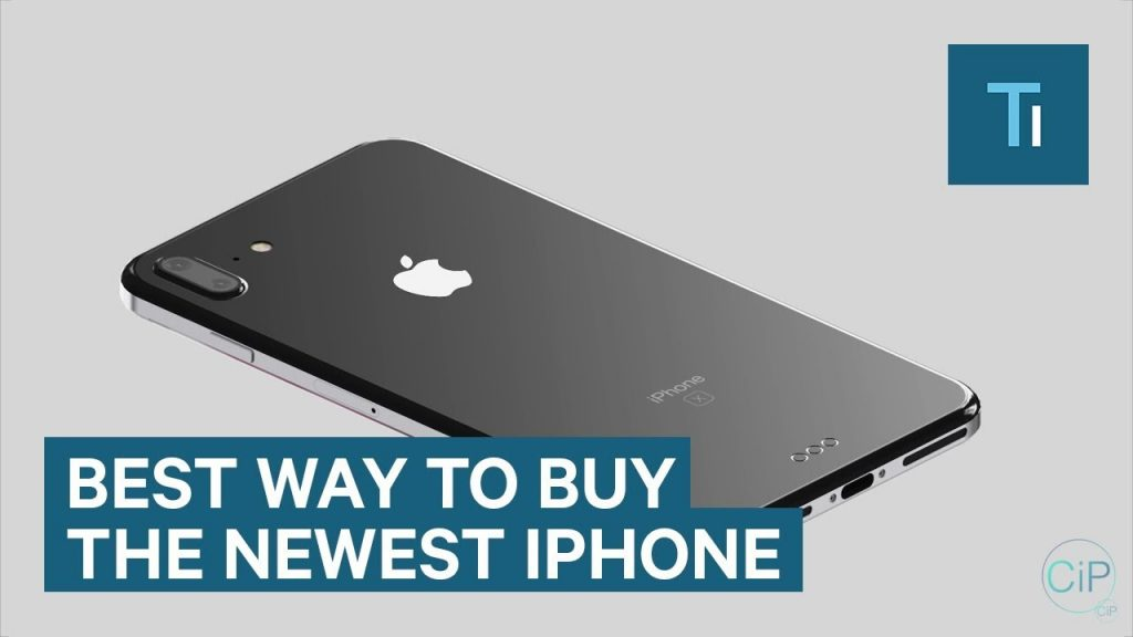 The smartest way to upgrade to Apple's iPhone 8 or iPhone X