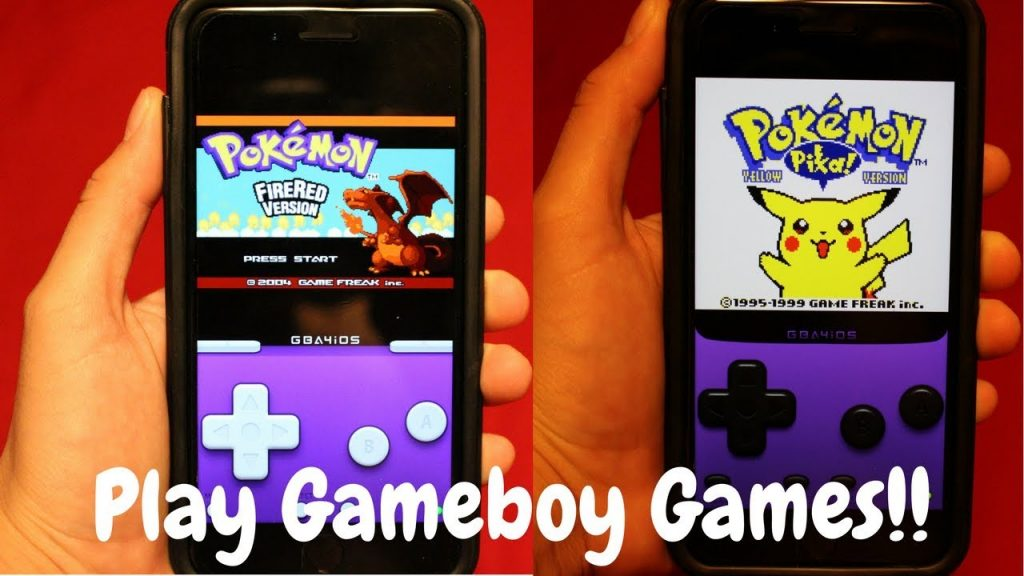 How to get Gameboy Games on iPhone/iOS! (GBA, GBC)