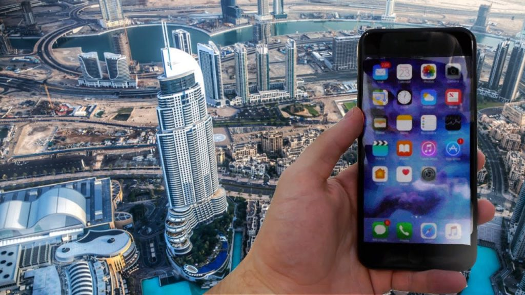 Dropping the iPhone 7 Plus From The World's Tallest Building (829 meters)