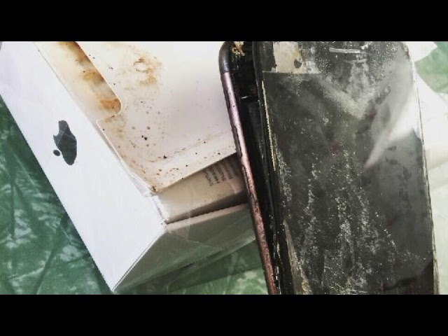 IPhone 8 Explodes While Charging In Japan: Same Battery Supplier As Note 7