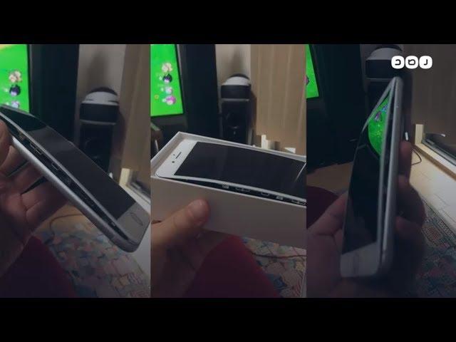 انفجار أجهزة أيفون 8 الجديدة أثناء الشحن .. Explosion of the new iPhone 8 during shipment