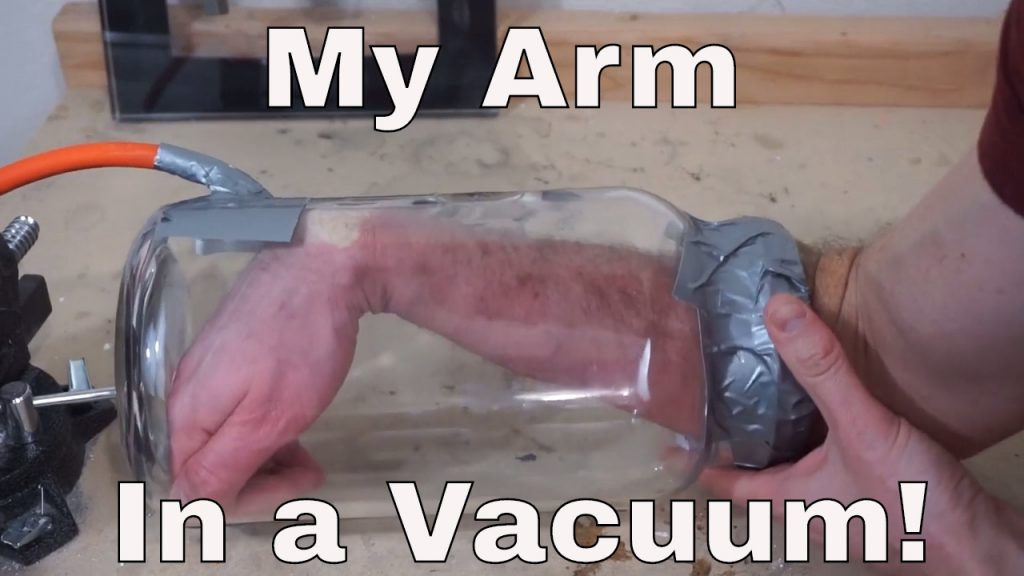 What Happens When I Put My Arm In A Vacuum Chamber? Will It Explode?