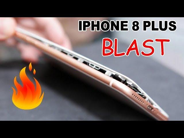 iphone 8 plus explode in taiwan | iphone 8 plus blast |