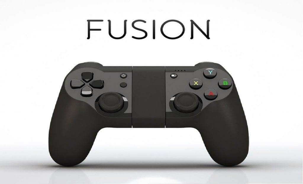New Invention: Fusion Controller – Unleash your iPhone and iPad's gaming power!