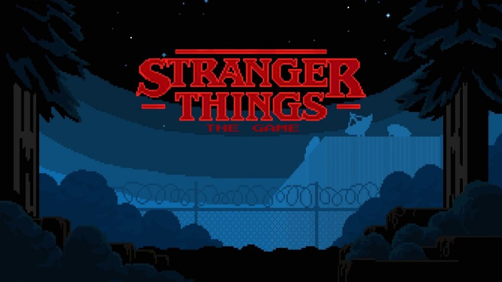 Stranger Things the Game Trailer – iPhone Game by Netflix