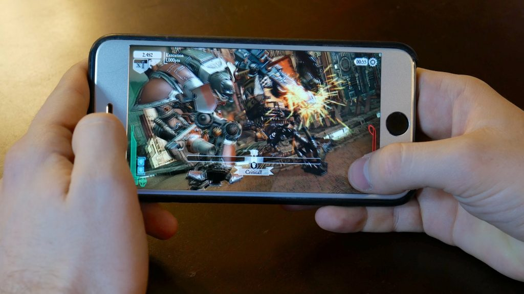 Top High Graphics Games on iPhone 6s/iPad Pro!