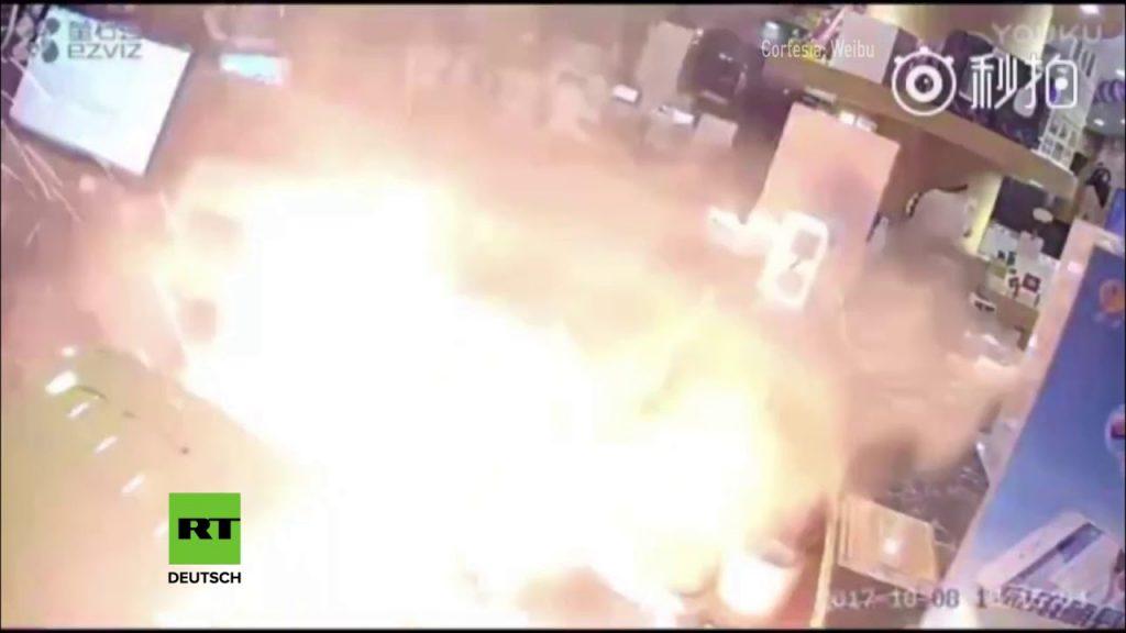 China: Überhitztes iPhone explodiert während eines Reparaturversuchs