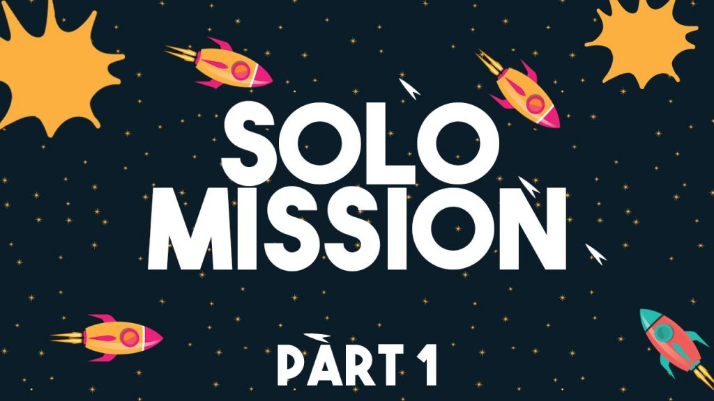 Part 1 – Solo Mission (Space Invaders) – Make A Full iPhone Game In Xcode