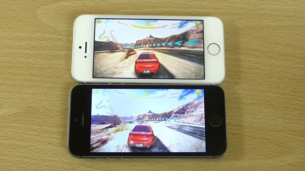 Apple iPhone SE vs iPhone 5S – Gaming Comparison!