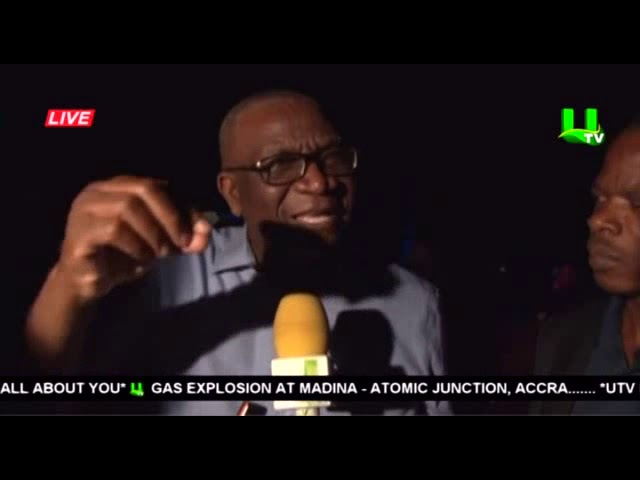 MP For Madina-Atomic Juction Shares Her Frustration On The Gas Explosion
