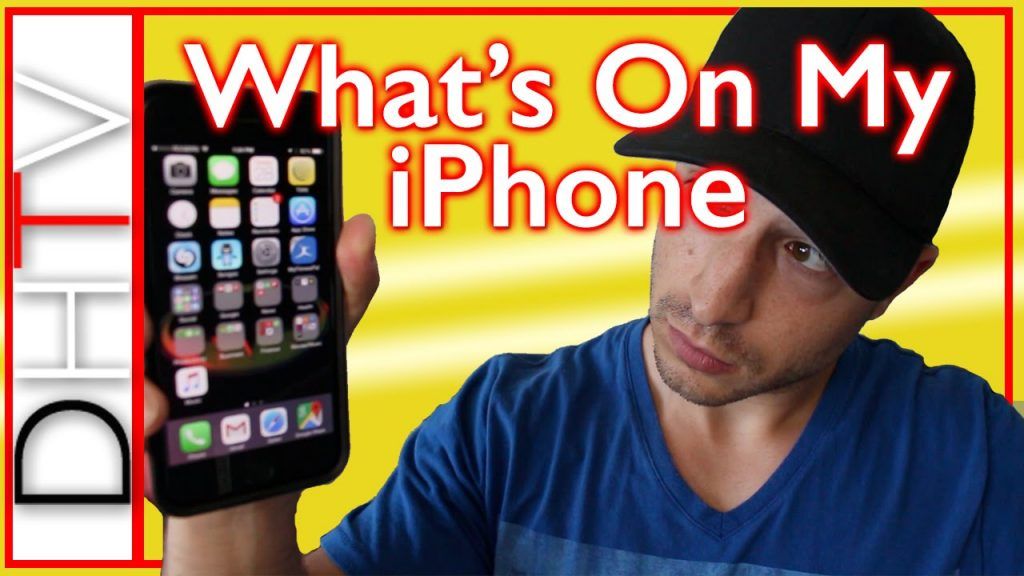 Whats On My iPhone 6s – Cool Apps and Games