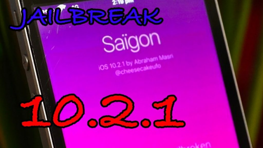 JAILBREAK 10.2.1 iPhone 6 e 6 Plus Português Brasil ! 2017