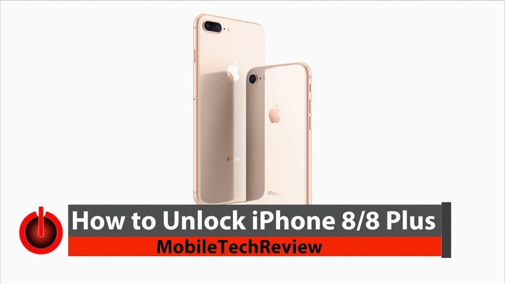 How to Unlock the iPhone 8 & 8 Plus