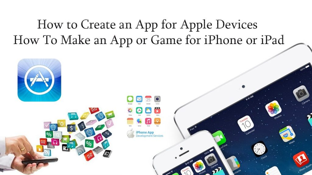 How To Make an App or Game for iPhone or iPad | How to Create an App for Apple Devices