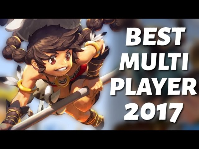 Top 20 MULTIPLAYER Games of 2017 (Android & iOS)