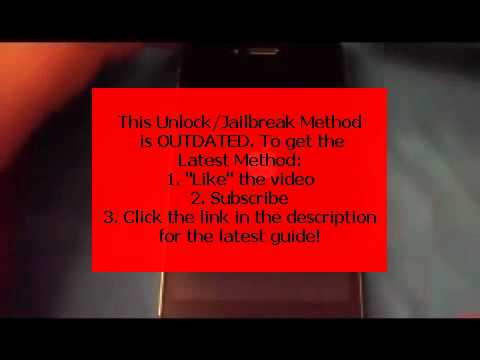 NEW Greenpois0n RC5 Untethered 4.2.1 Jailbreak For iPhone Download Link HQ.mp4