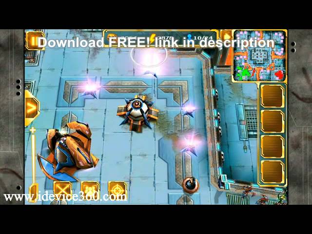 Starfront Collision for ipod touch and iphone download free idevice360