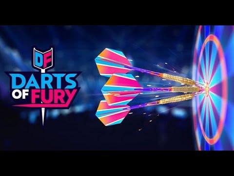Darts of Fury – Iphone Games