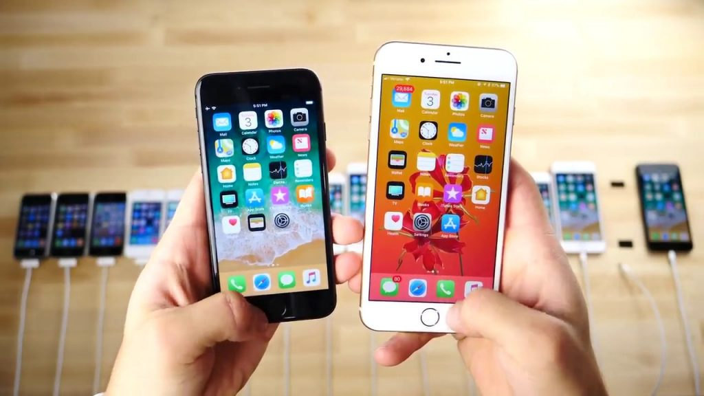 Every iPhone Comparison 2017! iPhone 2,3,4,5,5s,5se,5c,6s,6,7,8,x!!!!