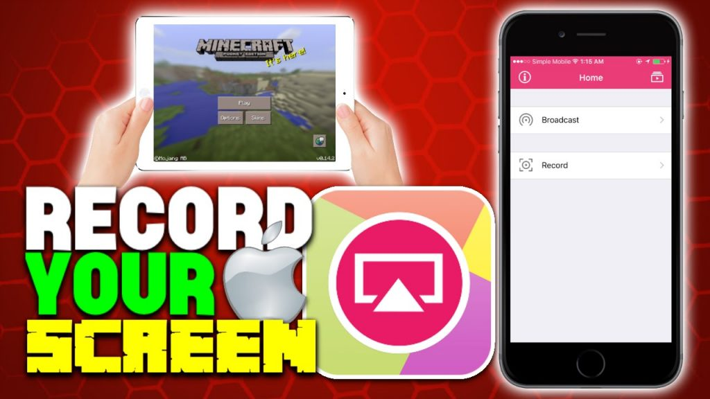 How To Record Your iPhone Screen Without Jailbreak & Computer – AirShou iOS 9 Screen Recorder