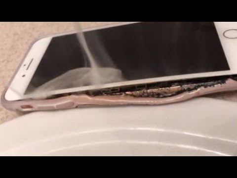Iphone 7 plus Explode Compilation  #Ep 77
