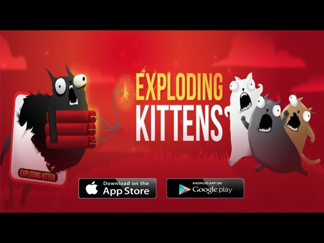 Exploding Kittens® – The Official Game [Android/iOS] Gameplay (HD)