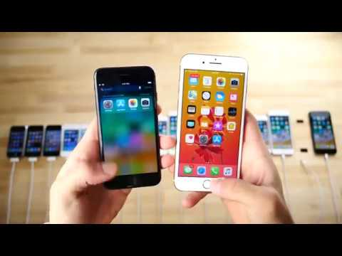 Every iPhone Comparison 2017 || Complete Comparison || 2007 to 2017