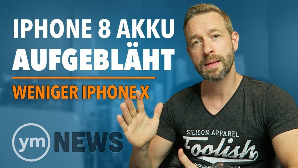 LIEFERENGPASS: iPhone X deutsch – Akkuprobleme bei iPhone 8 und iOS 11 | youmac NEWS