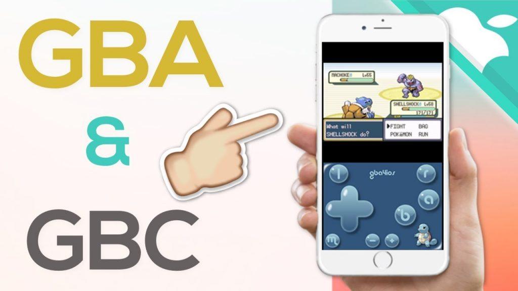 EMULADOR GAME BOY en iPhone