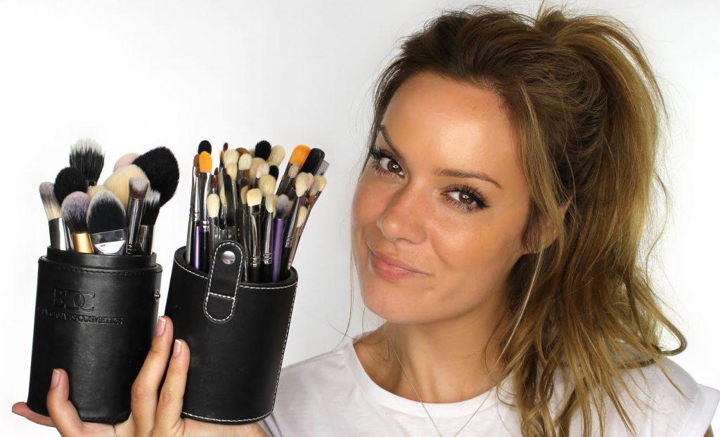 My Favourite MakeUp Brushes   Shonagh Scott   ShowMe MakeUp