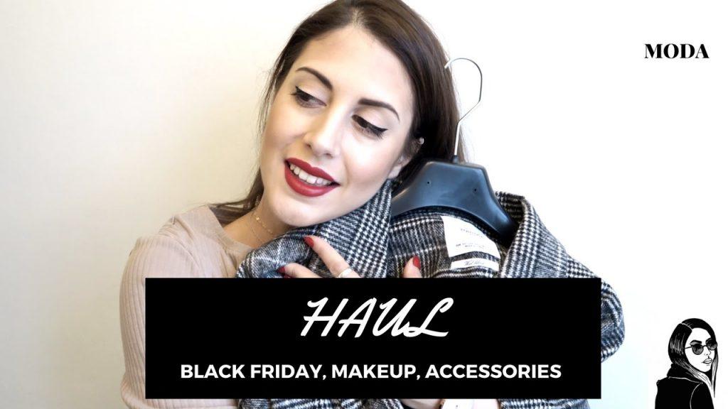 HAUL | Black Friday, makeup, accessories… | RaquelCano