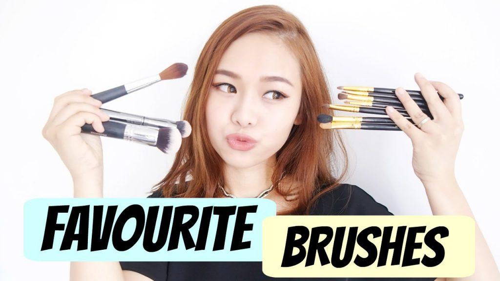 Makeup Brushes for Beginners | Kuas makeup untuk pemula | Eng Sub | Molita Lin