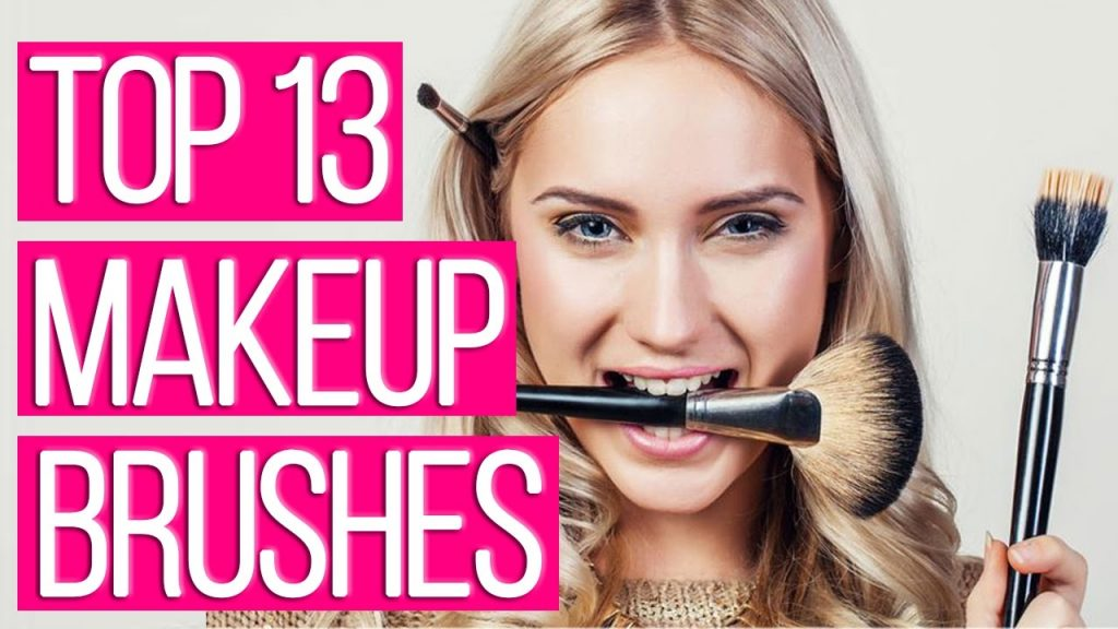 13 Best Makeup Brushes 2017