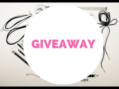 HUGE International Makeup, Beauty, and Accessories Giveaway!!!