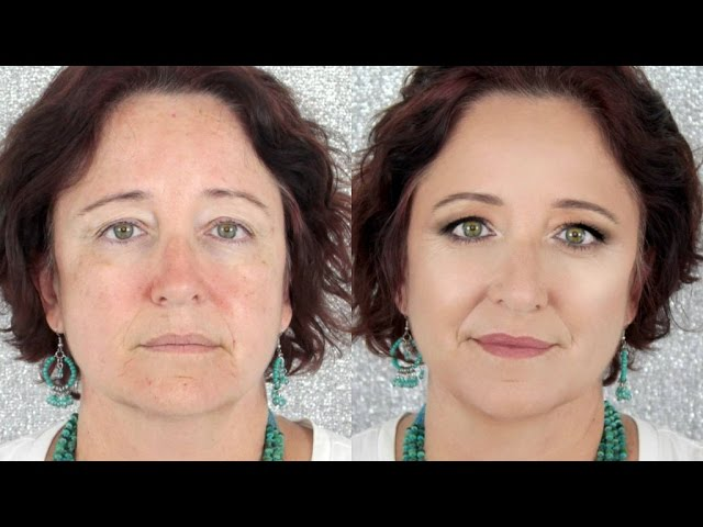 Smokey Eye Makeup for Mature Skin & Hooded Eyes | STEPHANIE LANGE
