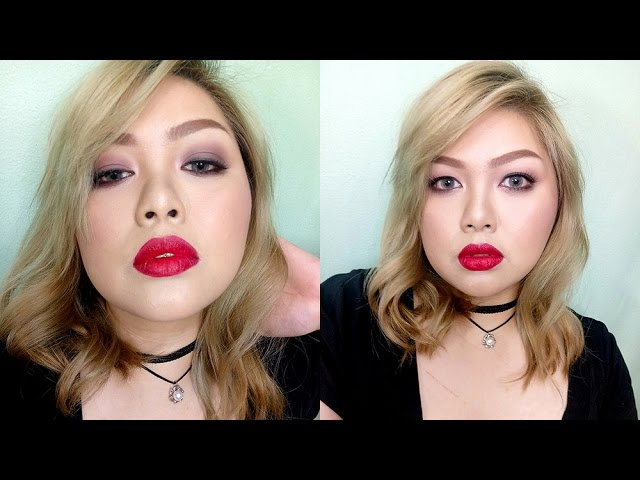 EVER BILENA COSMETICS FULL FACE MAKEUP TUTORIAL | Bing Castro