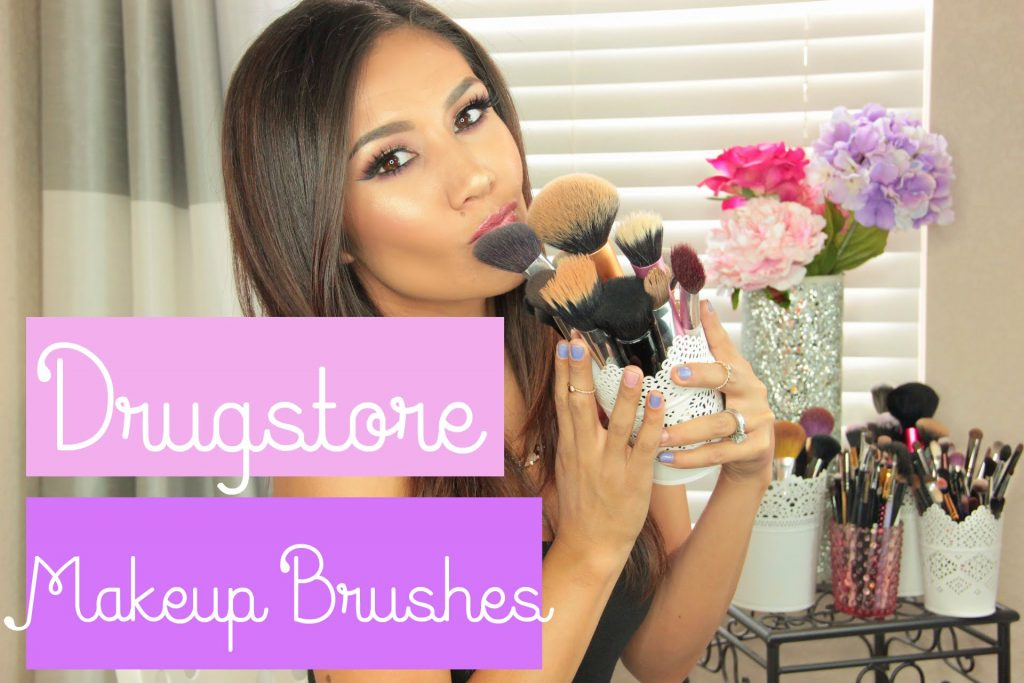 BEST Makeup Brushes from Drugstore